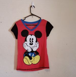 Mickey Mouse Size M Shirt